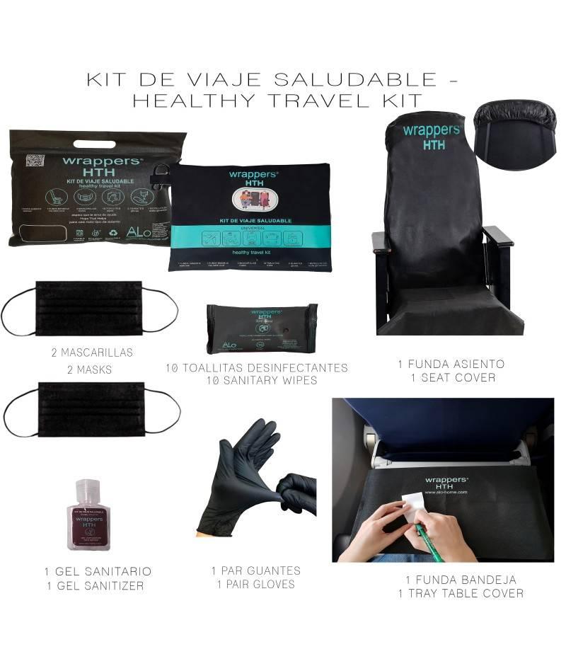 Kit de viaje seguro