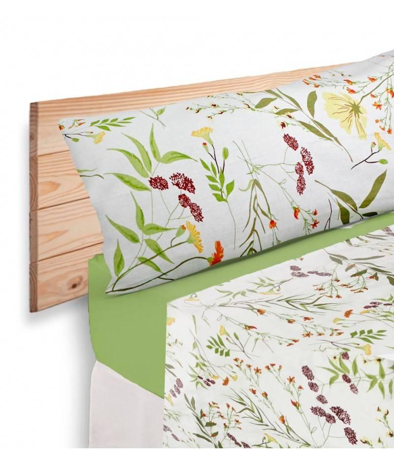 Juego de sábanas. Ropa de cama. Textil Hogar