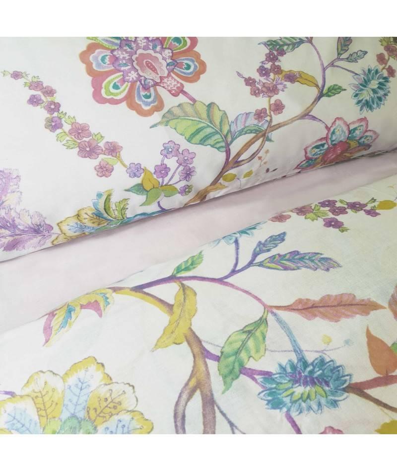 Funda Nórdica estampado Paisley, textil de hogar. Juego de cama